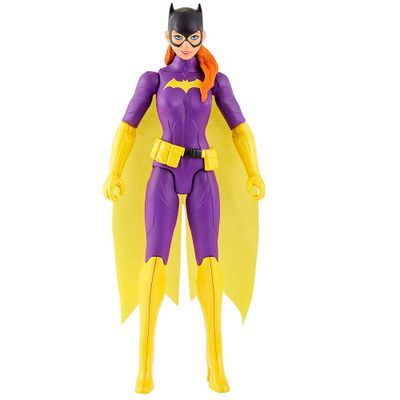 Figura-de-Acao---30-Cm---DC-Comics---Liga-da-Justica---Batgirl---Mattel