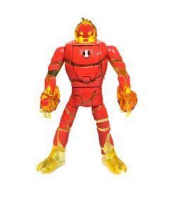 Figura-Transformavel---25-Cm---Ben-10---2-em-1---Chama---Sunny