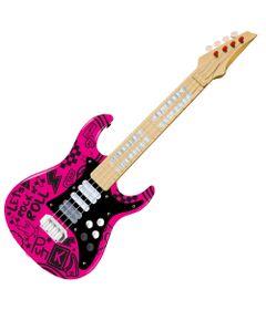 Guitarra-Eletrica---Infantil---Rosa---Toyng