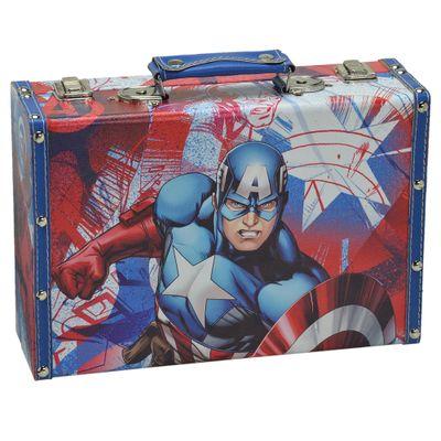 Maleta---20x30-Cm---Disney---Marvel---Capitao-America---Mabruk