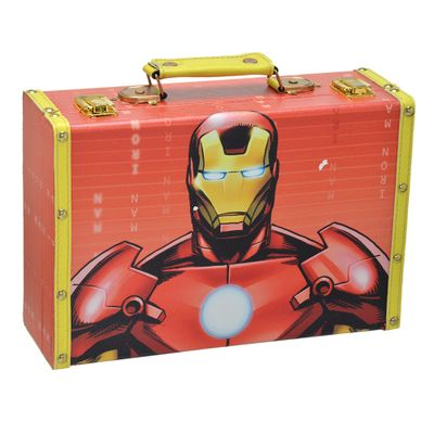 Maleta---20x30-Cm---Disney---Marvel---Iron-Man---Mabruk