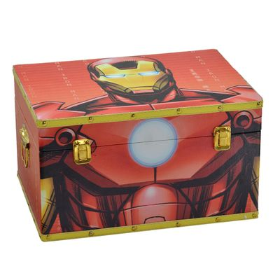 Mini-Bau-Decorativo---Disney---Marvel---Iron-Man---Mabruk