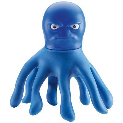 Mini-Boneco---17-cm---Strech-Armstrong---Octopus---Azul---DTC