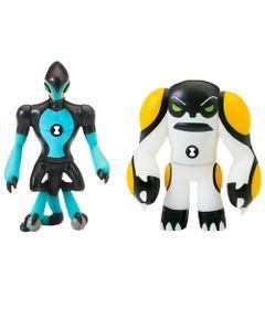 Mini-Figuras-Transformaveis---10-Cm---Ben-10---XLR8-e-Bola-de-Canhao---Sunny