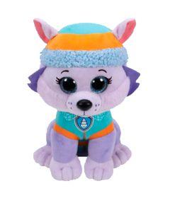 Pelucia-15-Cm---Beanie-Babies-TY---Patrulha-Canina---Everest---DTC