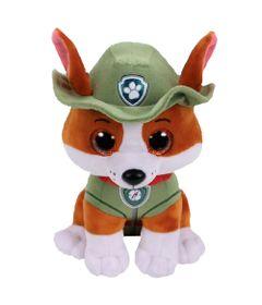 Pelucia-15-Cm---Beanie-Babies-TY---Patrulha-Canina---Tracker---DTC