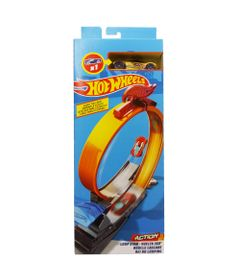Pista-e-Veiculo---Hot-Wheels---Track-Builder---Rei-do-Looping---Mattel
