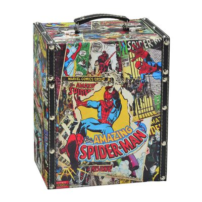 Porta-Treco-Decorativo---26-Cm---Disney---Marvel---The-Amazing-Spider-Man---Mabruk