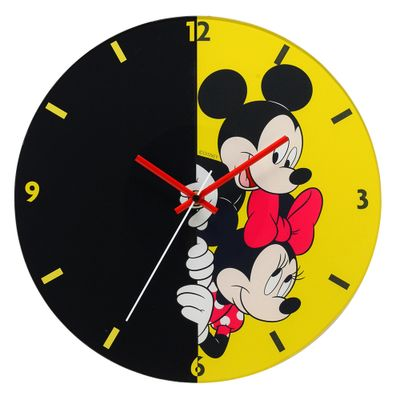 Relogio-de-Parede-Decorativo---Disney---Mickey---Minnie---Mabruk