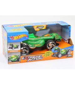Carrinho-com-Sons---Hot-Wheels---Road-Rippers---Extreme-Action---Turbo---DTC