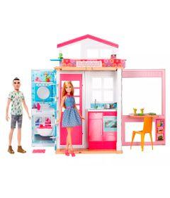 Kit-Playset-e-Bonecas---Barbie-Real-e-Sua-Casa-com-Ken-Fashionista---Cacto---Mattel