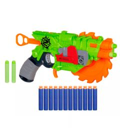 Kit-Lancador-e-Refil-Nerf---ZombieStrike-Crosscut-e-12-Dardos-de-Succao---Hasbro