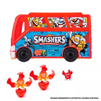 Kit-Playset-com-Estojo-e-Mini-Figuras-Surpresas---Smashers---Candide