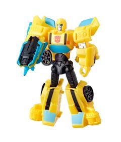 Figura-Transformers---Cyberverse-Warrior---Bumblebee---Hasbro