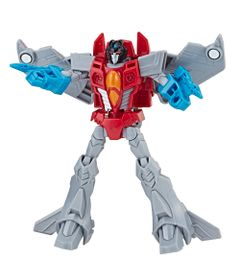 Figura-Transformers---Cyberverse-Warrior---Starscream---Hasbro