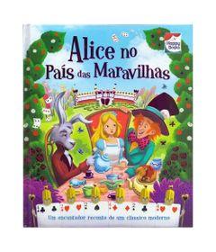 Livro-Infantil---Aventuras-Classicas---Alice-no-Pais-das-Maravilhas---Happy-Books