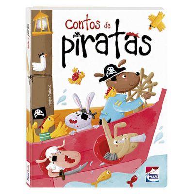 Livro-Infantil---Contos-de-Piratas---Happy-Books