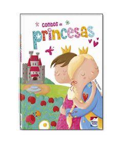 Livro-Infantil---Contos-de-Princesas---Happy-Books