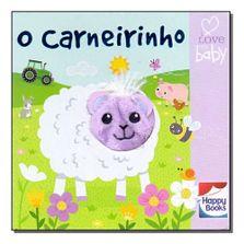 Livro-Infantil---Dedinhos-Divertidos---O-Carneirinho---Happy-Books