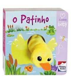 Livro-Infantil---Dedinhos-Divertidos---O-Patinho---Happy-Books