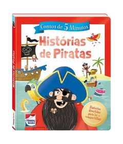 Livro-Infantil---Historias-de-Piratas---Happy-Books