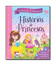 Livro-Infantil---Historias-de-Princesas---Happy-Books