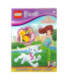 Livro-Infantil---LEGO-Friends---Ola-Heartlake---Happy-Books