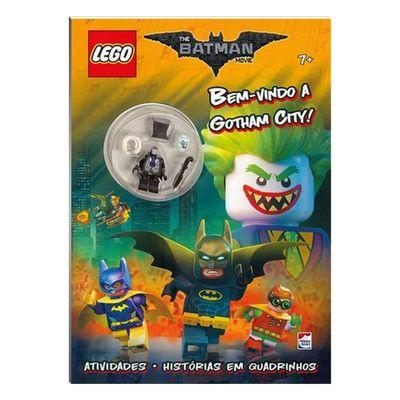 Livro-Infantil---LEGO---The-Batman-Movie---Bem-Vindo-a-Gotham-City---Happy-Books