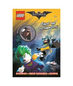 Livro-Infantil---LEGO---The-Batman-Movie---Caos-em-Gotham-City---Happy-Books