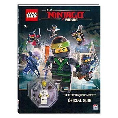 Livro-Infantil---LEGO---The-Ninjago---Filme-2018---Happy-Books