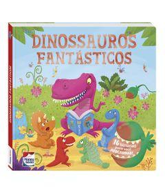 Livro-Infantil---Meu-Primeiro-Tesouro---Dinossauros-Fantasticos---Happy-Books