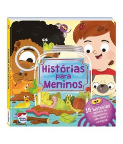Livro-Infantil---Meu-Primeiro-Tesouro---Historia-para-Meninos---Happy-Books