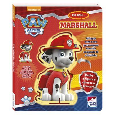 Livro-Infantil---Patrulha-Canina---Eu-Sou-Marshall---Happy-Books