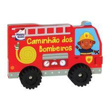 Livro-Infantil---Veiculos-Geniais---Caminhao-dos-Bombeiros---Happy-Books