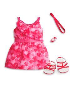 Acessorios-de-Boneca---American-Girl---Truly-Me---Vestido-Coracoes---Mattel