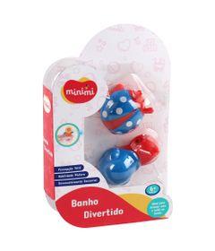 Brinquedo-de-Banho---Banho-Divertido---Joaninha-e-Caracol---Minimi