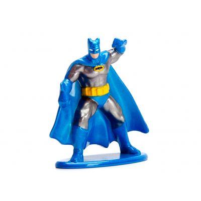 Figura-Colecionavel---4-Cm---Metals-Nano-Figures---DC-Comics---Batman-DC40---DTC