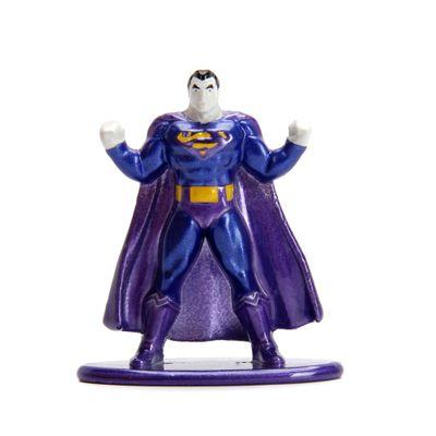Figura-Colecionavel---4-Cm---Metals-Nano-Figures---DC-Comics---Bizarro---DTC