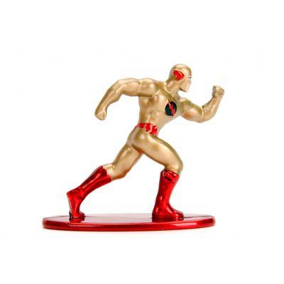 Figura-Colecionavel---4-Cm---Metals-Nano-Figures---DC-Comics---Flash-Reverso---DTC