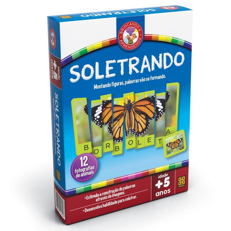 49d493b611e Jogo Educativo Soletrando - 2018 - Grow - Ri Happy Brinquedos