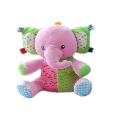 Pelucia-Infantil---Animais-Sentados---Elefante---Minimi
