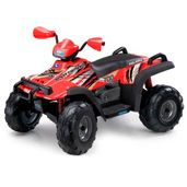 Quadriciclo-Eletrico---12-V---Polaris-Sportsman-700---Red---Peg-Perego