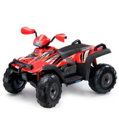 Quadriciclo-Eletrico---12-V---Polaris-Sportsman-700---Red---Peg-Perego