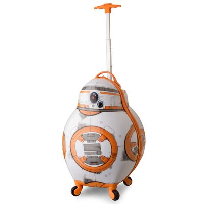 Mala-Decorativa-3D---Disney---Star-Wars---BB-8---Bagaggio
