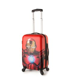 Mala-Decorativa-Pequena---Disney---Marvel---Iron-Man---Bagaggio