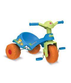 Triciclo-e-Andador-com-Pedal---Mototico---Azul---Bandeirante