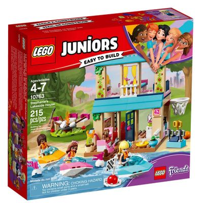 LEGO-Juniors---Friends---Casa-do-Lago-da-Stephanie---10763