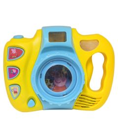 Camera-Fotografica-Divertida---Peppa-Pig---DTC
