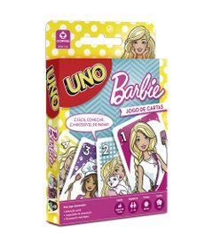 Jogo-de-Cartas---UNO---Barbie---Copag