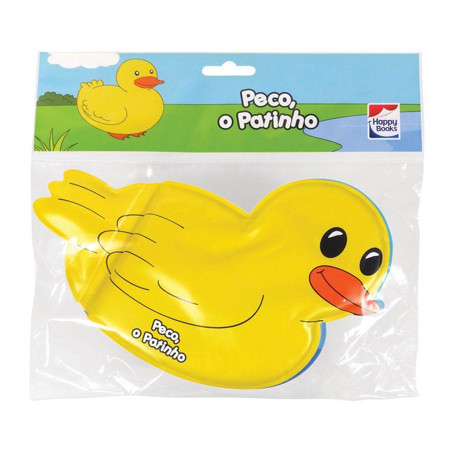 Livro-Infantil---Amigos-da-Agua---Peco-O-Patinho---Happy-Books